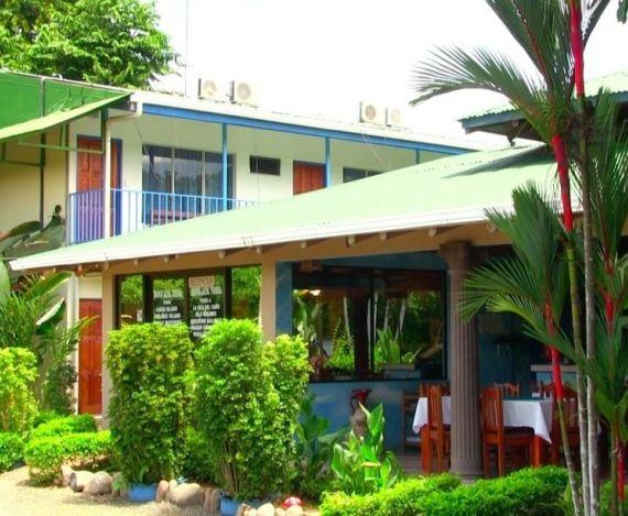 Blue Bay Hotel Costa Rica, very tican hotel